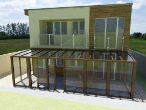Rekonštrukcia rodinného domu – Nitra